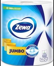 Zewa Majapidamispaber Klassik Jumbo 1 rull (2-kihiline, valge...