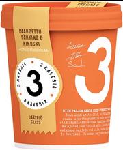 Pähkli-karamelli jäätis, 500 ml