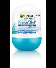 Rulldeodorant pure active 50ml