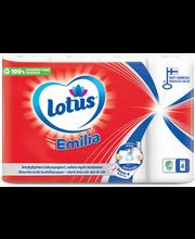Majapidamispaber Emilia 4 rulli