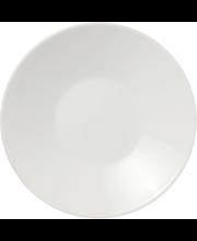 Taldrik Koko 17 cm, valge