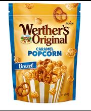 Werthers Original Brezel Caramel popcorn 140 g