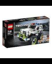 Lego Technic Politsei jälitusauto 42047