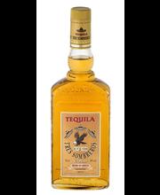 Tequila Tres Sombreros Gold muu piiritusjook 38% 700 ml