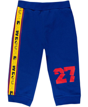 Beebi dressipüksid, sinine 86
