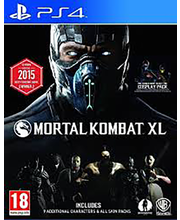 PS4 mäng Mortal Kombat XL