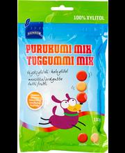Rainbow Tutti Frutti närimiskummid 130 g