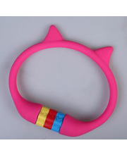 Jalgrattalukk 35 cm/10 mm, roosa