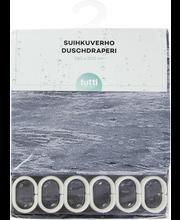 Vannikardin Stormy Sea 180x200 cm