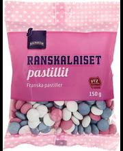 Rainbow Prantsuse pastillid 150 g