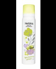 Spreideodorant herbina 100ml green