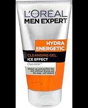 Näopuhastusgeel meestele Hydra Energetic 150 ml