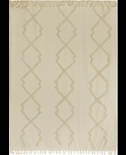 Pleed Tuft 130x170cm, valge