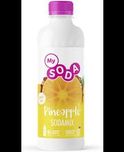 Siirup Ananass Sugar Free 500 ml Mysoda