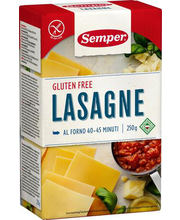 Lasanjeplaadid 250 g, gluteenivaba