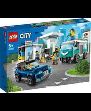 60257 City Teenindusjaam