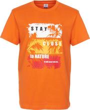 Laste t-särk 236h172003 oranz 164