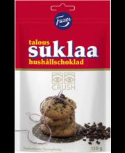 Fazer tumeda šokolaaditükid küpsetamiseks ja magustoitudesse, 120g