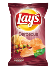 Lay´s Barbecue maitselised kartulikrõpsud 175 g