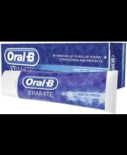 Hambapasta 3D White Arctic Fresh 75 ml
