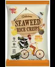 Mee ja võimaitseline merevetika-riisikõps, 30 g