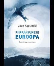 Piirpääsukese Euroopa