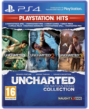 PS4 mäng Uncharted Collection Playstation Hits