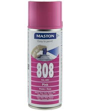 Alküüdvärv Maston Spray 400ml, roosa