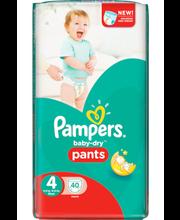 Pampers püksmähkmed Baby Dry Pants 4, 9–15kg, 40 tk