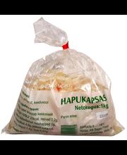 Hapukapsas kotis 1 kg
