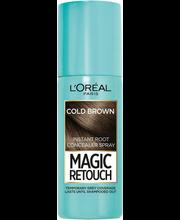 Tooniv kergvärvisprei Magic Retouch Cold Brown 75 ml