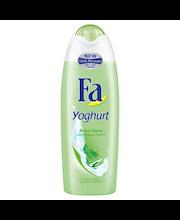 Dushigeel yoghurt aloe 250 ml