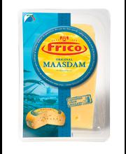 Maasdami juust, viilutatud