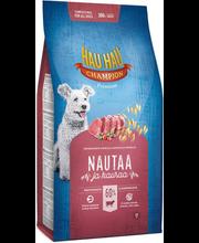 Hau-Hau Champion täissööt koertele veiseliha ja kaeraga, 10 kg