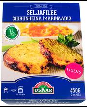 Seljafilee sidrunheina marinaadis 450 g