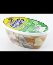 Heeringafileetükid juurviljadega marinaadis 400 g