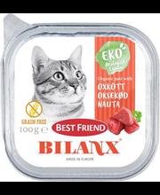 Best Friend Bilanx veisepasteet kassidele 100g