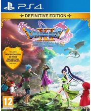 PS4 mäng Dragon Quest XI S: Echoes of an Elusive Age  Definit...