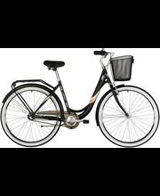 """Jalgratas Vienna 28"""" 3 käiku, must"""
