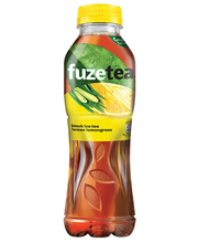 Fuzetea jäätee Lemon Lemongrass, 500ml