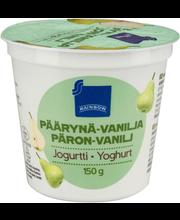 Pirni-vanillijogurt, 150 g