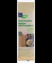 Täisteraspagetid 500 g, Organic