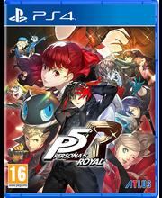 PS4 mäng Persona 5 Royal