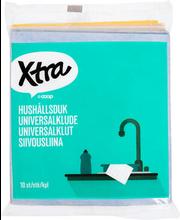 X-tra puhastuslapp 38x38 cm 10 tk