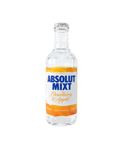 Absolut Mixt Cloudberry-Apple muu alkohoolne jook 4,5%, 275 ml