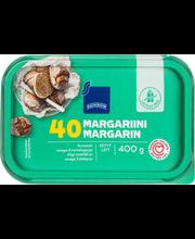 Margariin 40%, 400 g