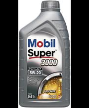 Mootoriõli Mobil Super 3000 Formula F 5W-20 1 l, täissünteeti...