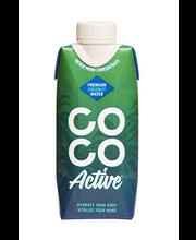 Coco Active kookosvesi 330 ml