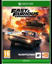 Xbox One mäng Fast & Furios Crossroads