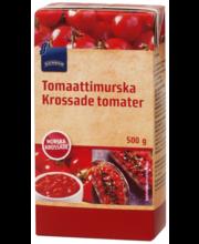 Rainbow purustatud tomatid, 500 g